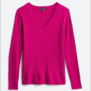 41 HAWTHORN  Kellie Cable Knit Pullover